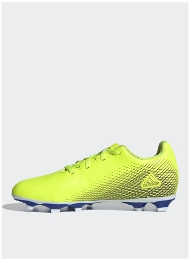 adidas Adidas Erkek Çocuk Sarı-Siyah-Mavi Krampon Sarı